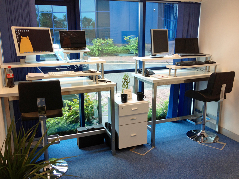 Stand Up Desks Our Diy Solution How It Could Change Your Life