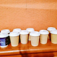 BrightonSEO Too Much Coffee