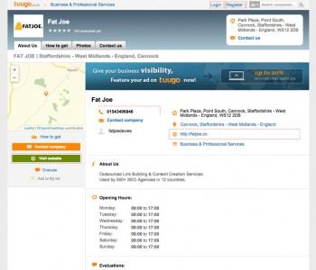 Tuugo Directory Example
